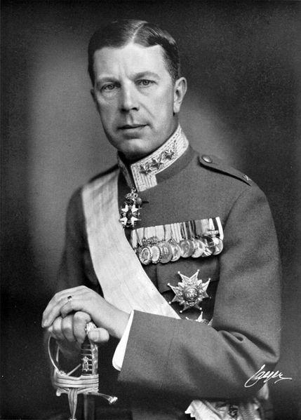 Kronprins Gustaf (VI) Adolf av Sverige före trontillträdet